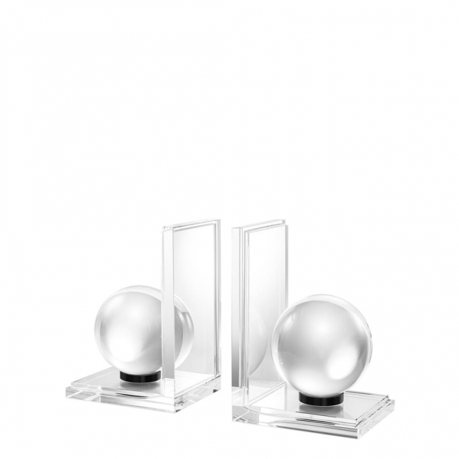Bookend Lunda set of 2