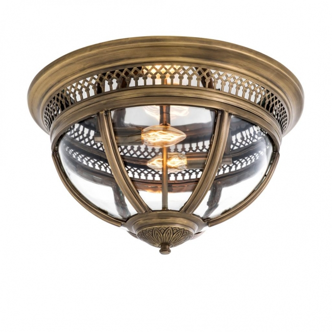 Ceiling Lamp Residential brass
