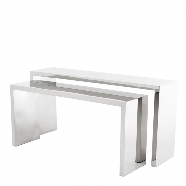 Console Table Esquire set of 2