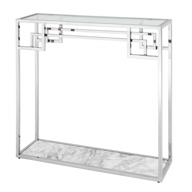 Console Table Morris steel