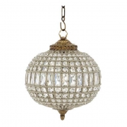 Luster Kasbah Oval Small mosadz