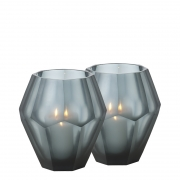 Tealight Holder Okhto L set of 2