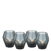 Tealight Holder Okhto S set of 4