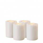 Artificial Candle set03 of 4