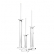 Candle holder Livia set of 3