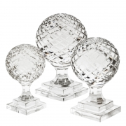 Object Arabesque set of 3