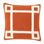Pillow Hartley orange