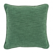 Pillow Albin green/blue