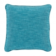 Pillow Albin turquoise/green