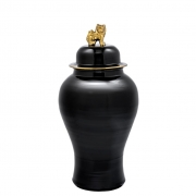 Vase Golden Dragon S