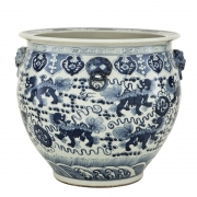 Vase Chinese Fishbowl