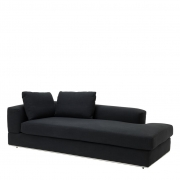 Sofa Canyon Left black