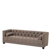 Sofa Paolo satin