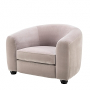 Chair Caponi  grey