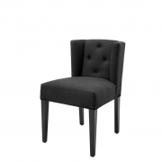 Dining Chair Boca Raton black