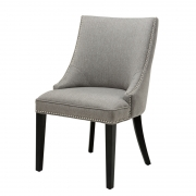 Dining Chair Bermuda grey