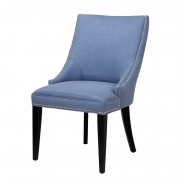 Dining Chair Bermuda blue