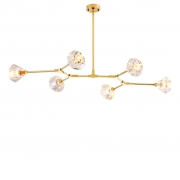 Chandelier Salasco gold
