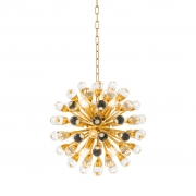Chandelier Antares S gold