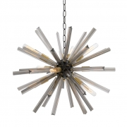 Chandelier Equalizer S black/brass