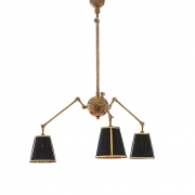 Ceiling Lamp Constance brass