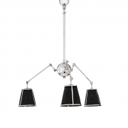 Ceiling Lamp Constance nickel