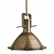 Lamp Yacht King brass