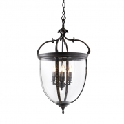 Lantern Spencer XL gunmetal
