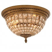 Ceiling Lamp Kasbah brass