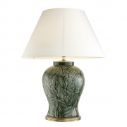Table Lamp Cyprus green