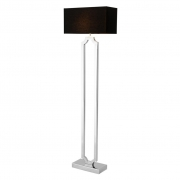 Floor Lamp Sterlington nickel 02