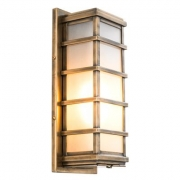 Wall Lamp Welby brass