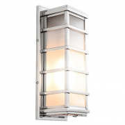 Wall Lamp Welby nickel