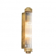 Wall Lamp Gascogne S brass
