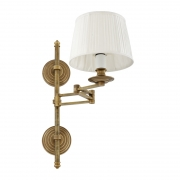 Wall Lamp Favonius brass