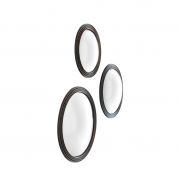 Mirror Gladstone set of 3