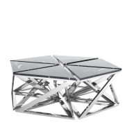 Coffee Table Galaxy set of 6 steel