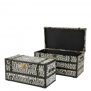 Trunk Tarabya set of 2