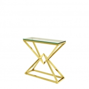 Console Table Connor gold
