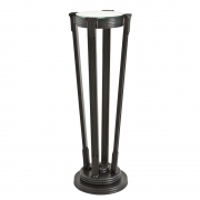 Column Demoiselle bronze