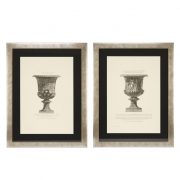 Prints Giovanni Piranesi set of 2